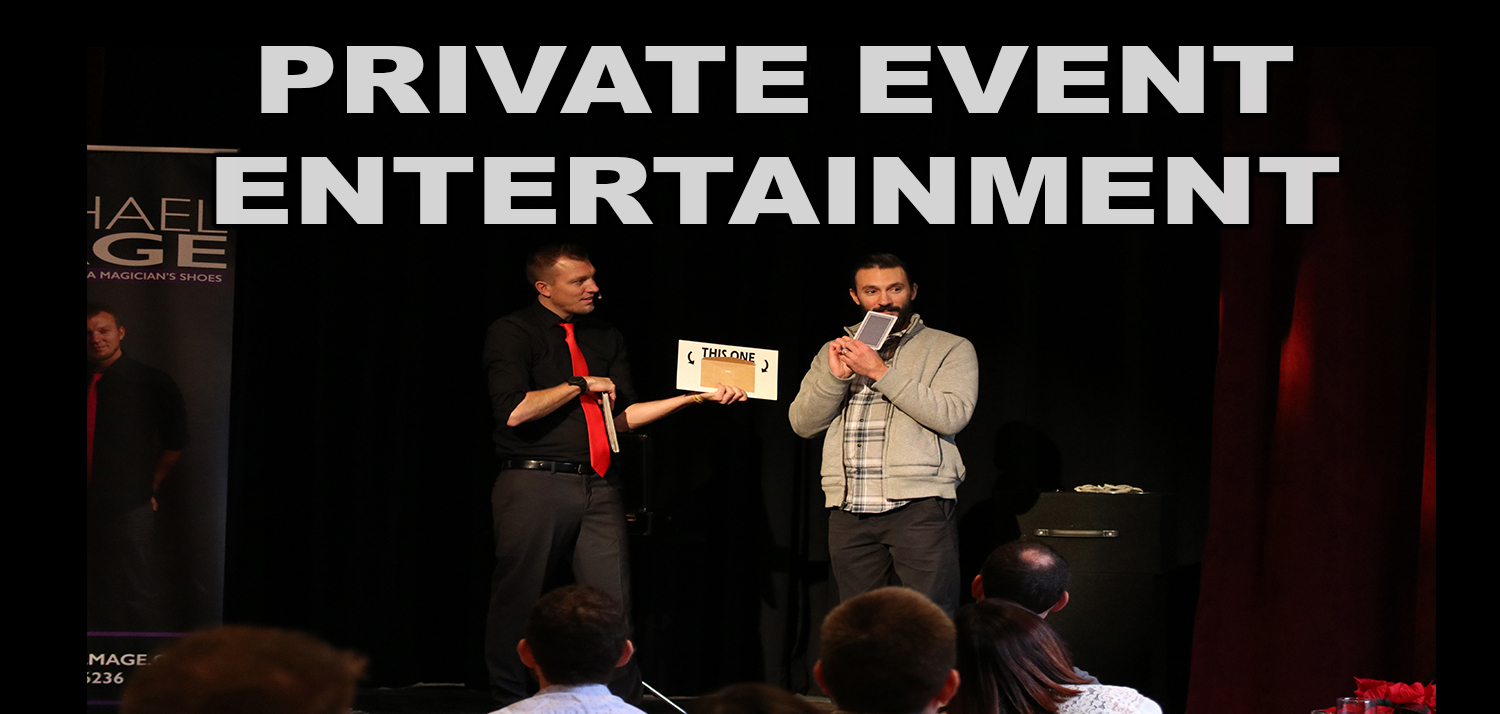 magician for event