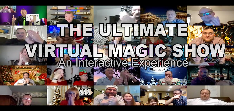 Zoom Magic Show